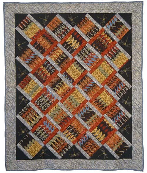 Ribbon Quilt Pattern